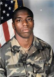 Gene Lacy -  US Army -  Wife Deborah Lacy