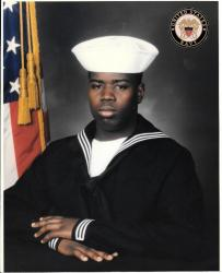Renaldo Barkley - US Navy - Wife Tonya Barkley - Mother Retha Lacy Leigh