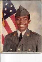 Antonio Lacy - US Army - Unmarried